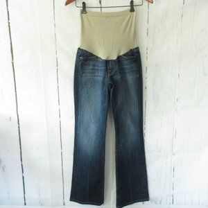 7 For All Mankind Maternity Jeans Secret Fit Belly